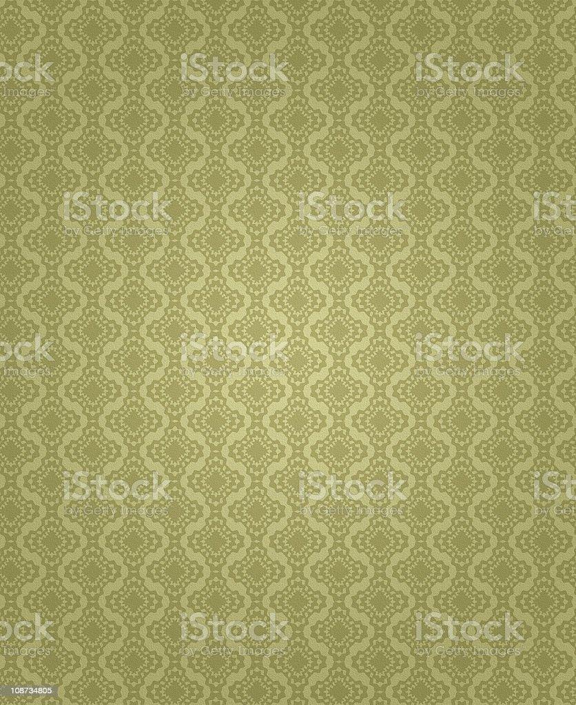 Retro Wallpaper royalty-free stock photo