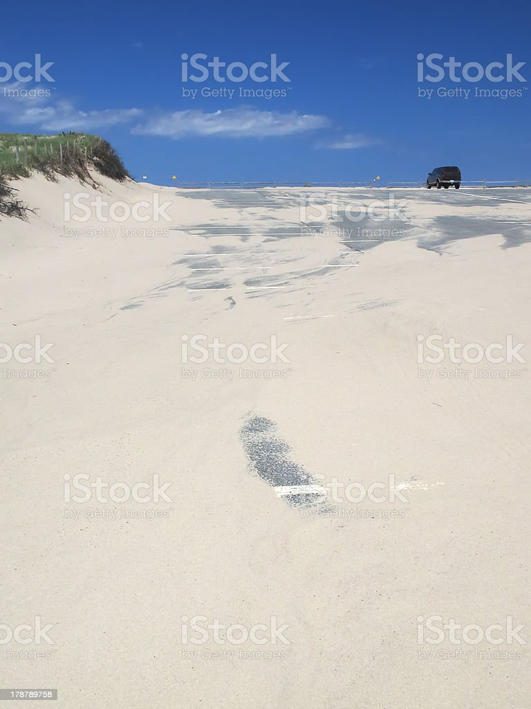 Return of the dunes royalty-free stock photo