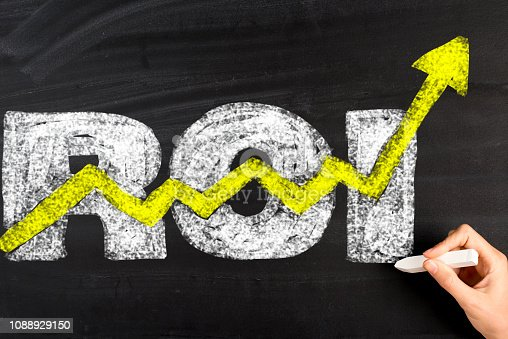istock ROI Return On Investment 1088929150