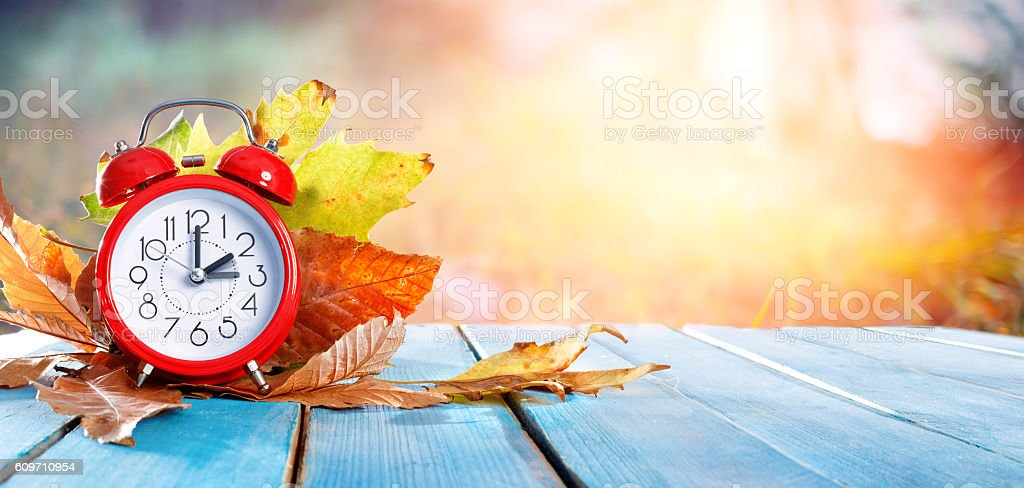Return To Winter Time stock photo