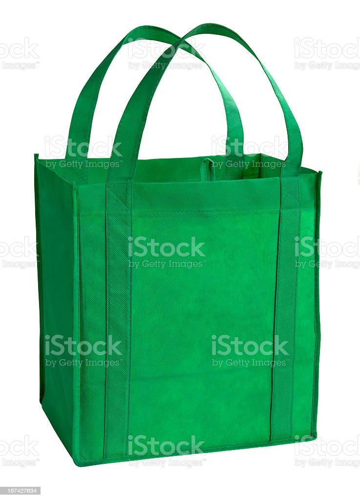 Reusable Shopping Bag stock photo