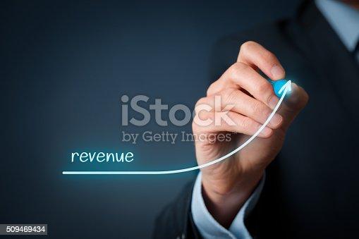 istock Revenue 509469434