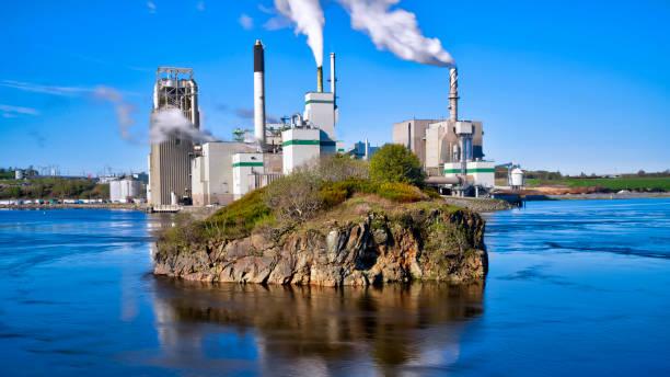 Reversing Falls, Saint John, New Brunswick, Kanada – Foto