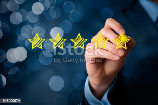 istock Review increase rating 546200974