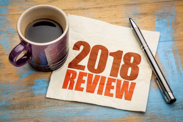 2018 review op servet - 2018 stockfoto's en -beelden