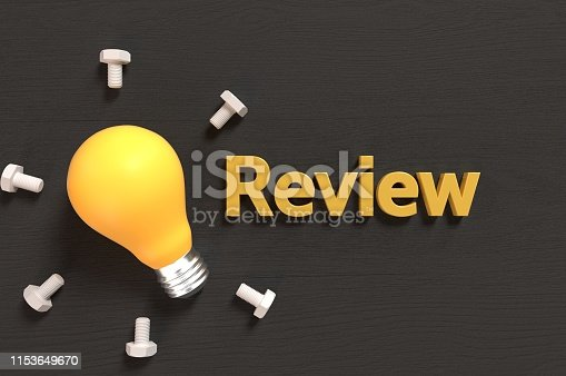 istock Review the process 1153649670