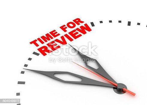 istock Review time concept 504049972