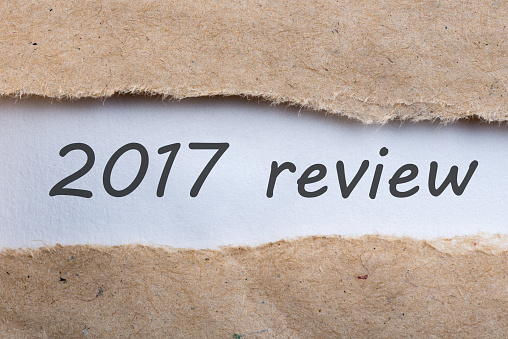 897644798 istock photo 2017 review uncovered letter of brown paper 897644798