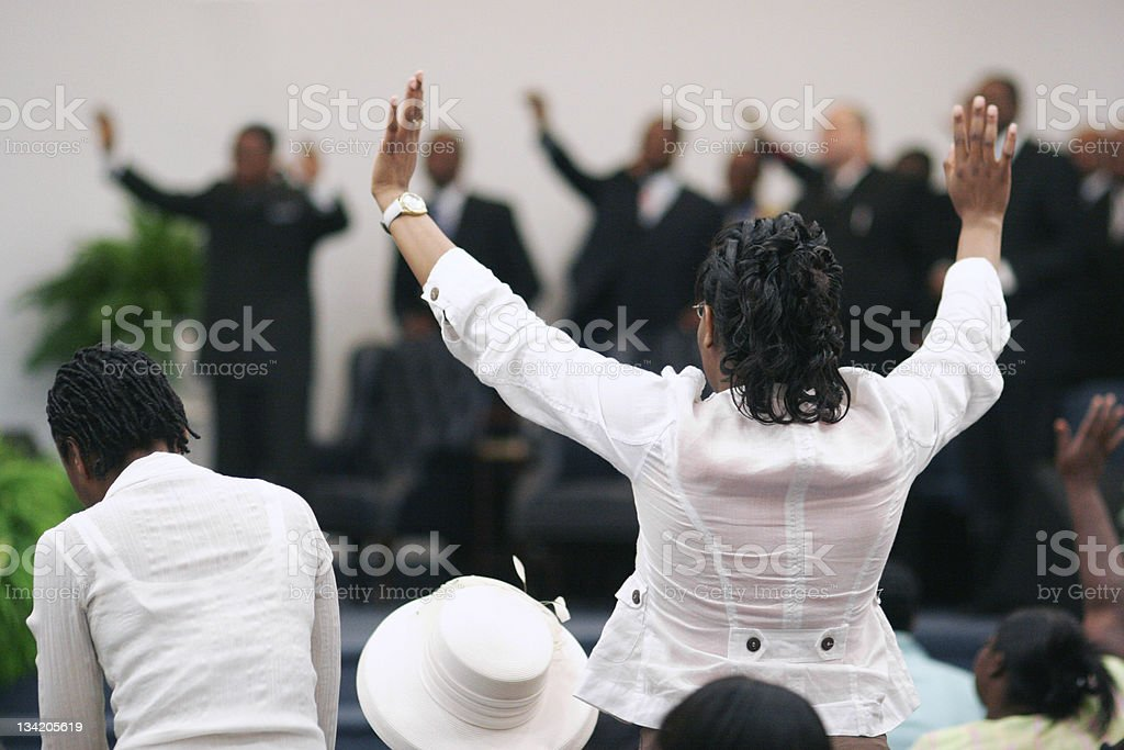 Revival stock photo