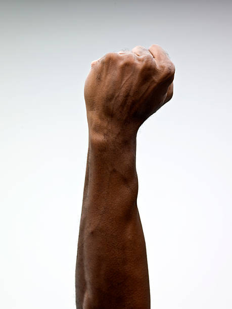 revolution - fist stock photos and pictures