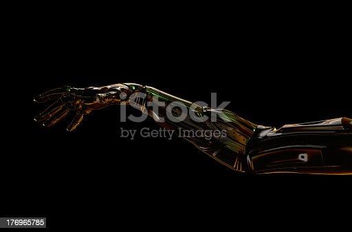 istock Revolutionary hand 176965785