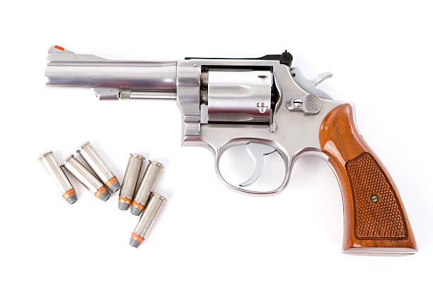 Revolver 38 Special stock photo