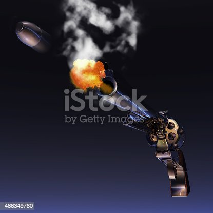 istock Revolver 466349760