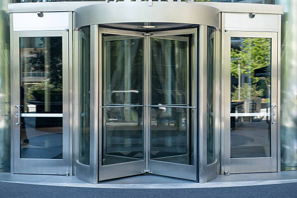 Royalty Free Revolving Door Pictures Images And Stock Photos Istock