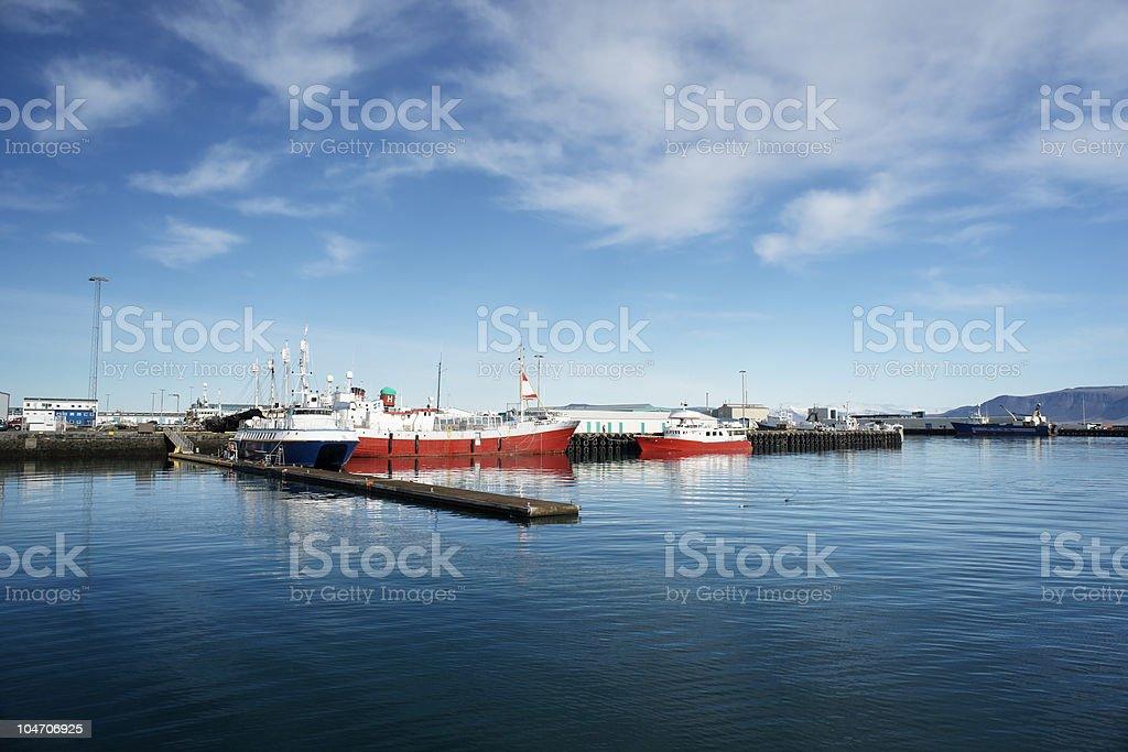 Reykjavik, Iceland. royalty-free stock photo