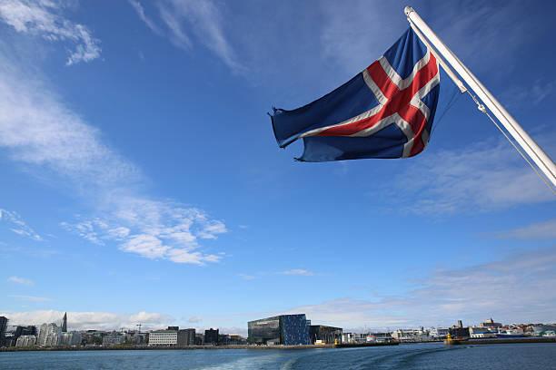 Reykjavik - foto de acervo