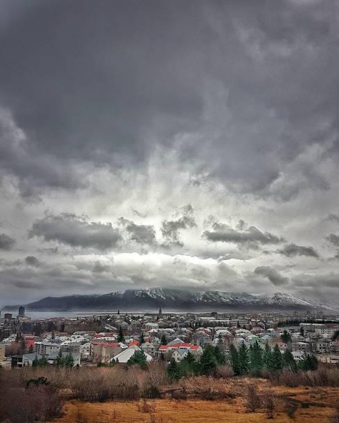 Reykjavik Himmel – Foto