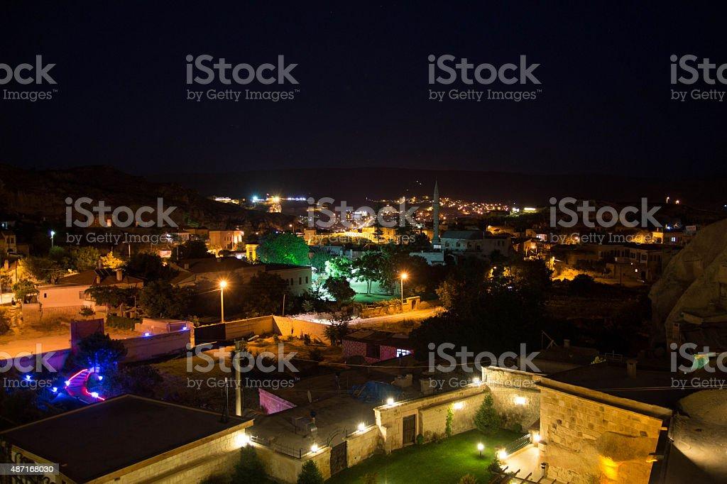 Ürgüp Cappadocia stock photo
