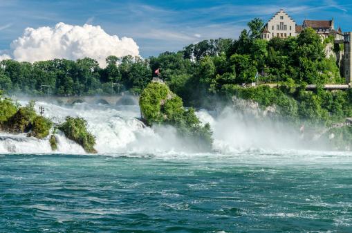 Rheinfall.