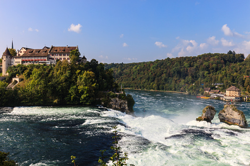Rhine Falls, Switzerland