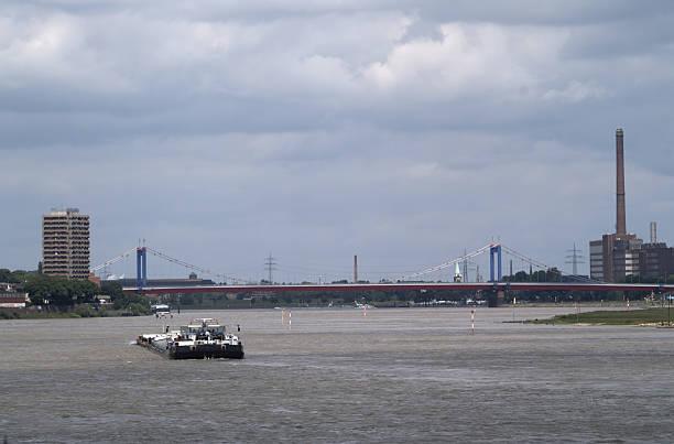 Rhein-panorama – Foto