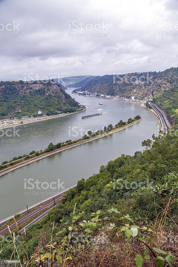 라인 강 royalty-free 스톡 사진