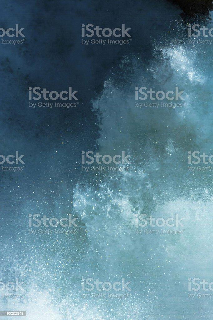 Rhine Waterfall stock photo