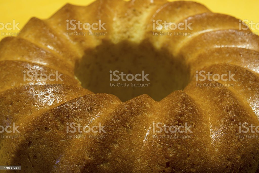 Rührkuchen stock photo