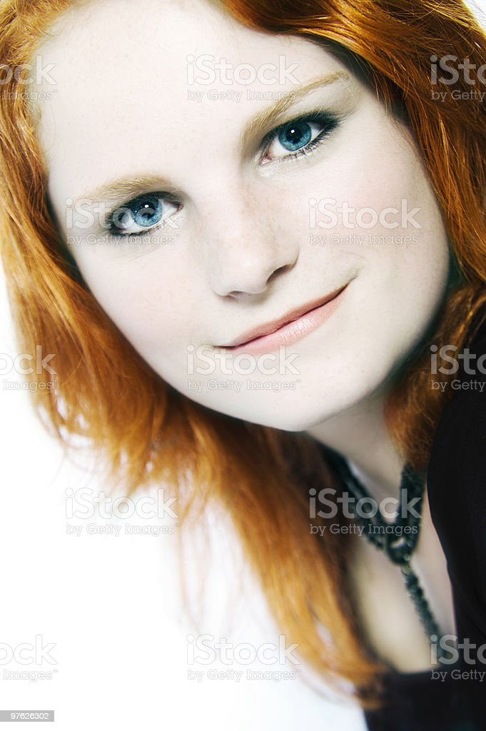 Riannes look part 3 royalty-free stock photo