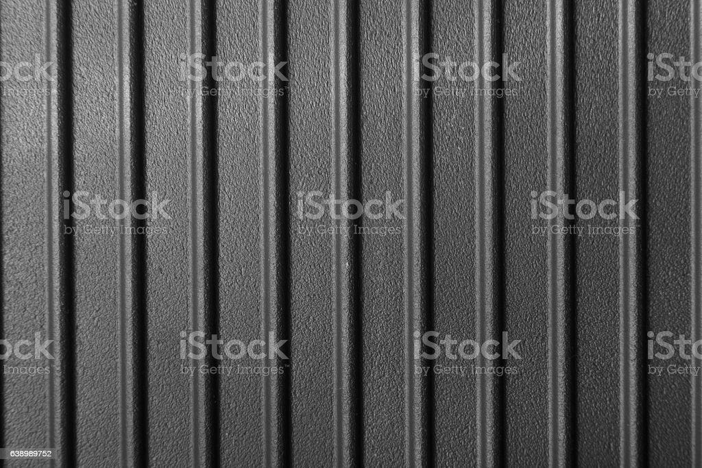ribbed cast iron surface​​​ foto