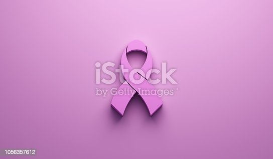 istock Ribbon Group in Pink Background 1056357612
