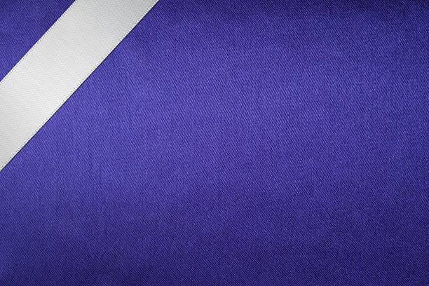 ribbon on silk texture background - satäng bildbanksfoton och bilder