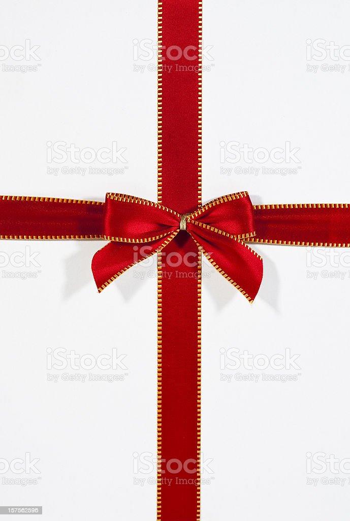 ribbon present royalty-free stock photo