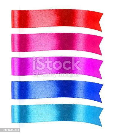 istock ribbons 912998064