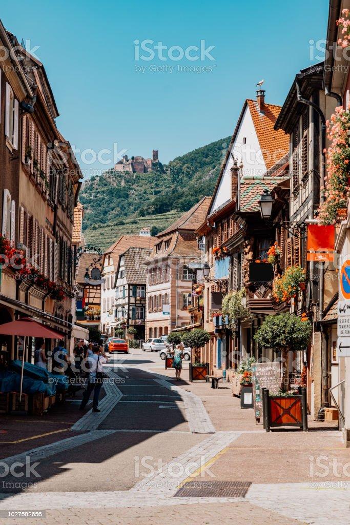 Ribeauville, Alsace, France – zdjęcie