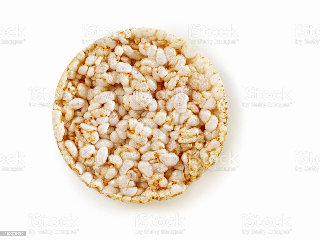 Rice Cake stock photo