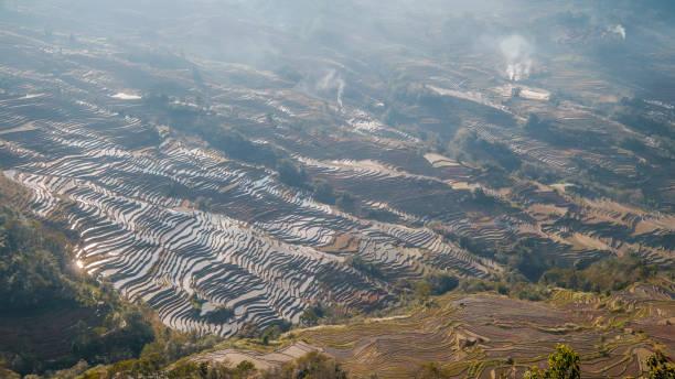 Rizières à Yuanyang - Photo