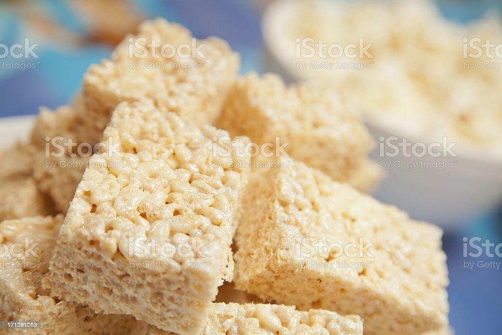 Rice Krispie Kuchen – Foto
