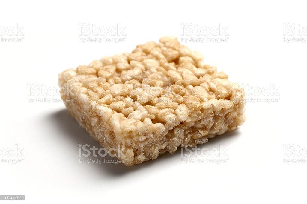 Rice Krispies Squares stock photo