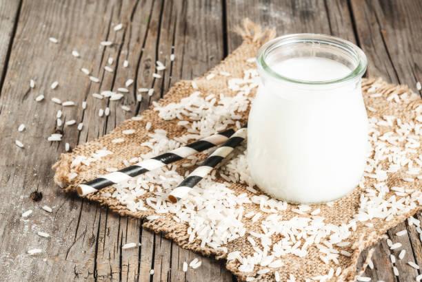 Reis-Milch – Foto