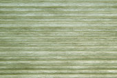 Sage Green Rice Paper Blinds.