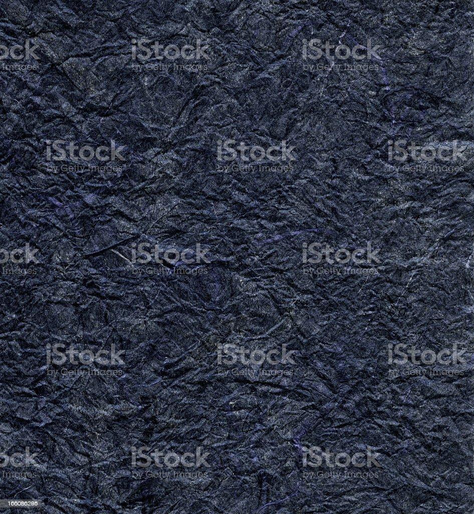 Rice Paper Texture - Grayish Blue XXXXL royalty-free stock photo