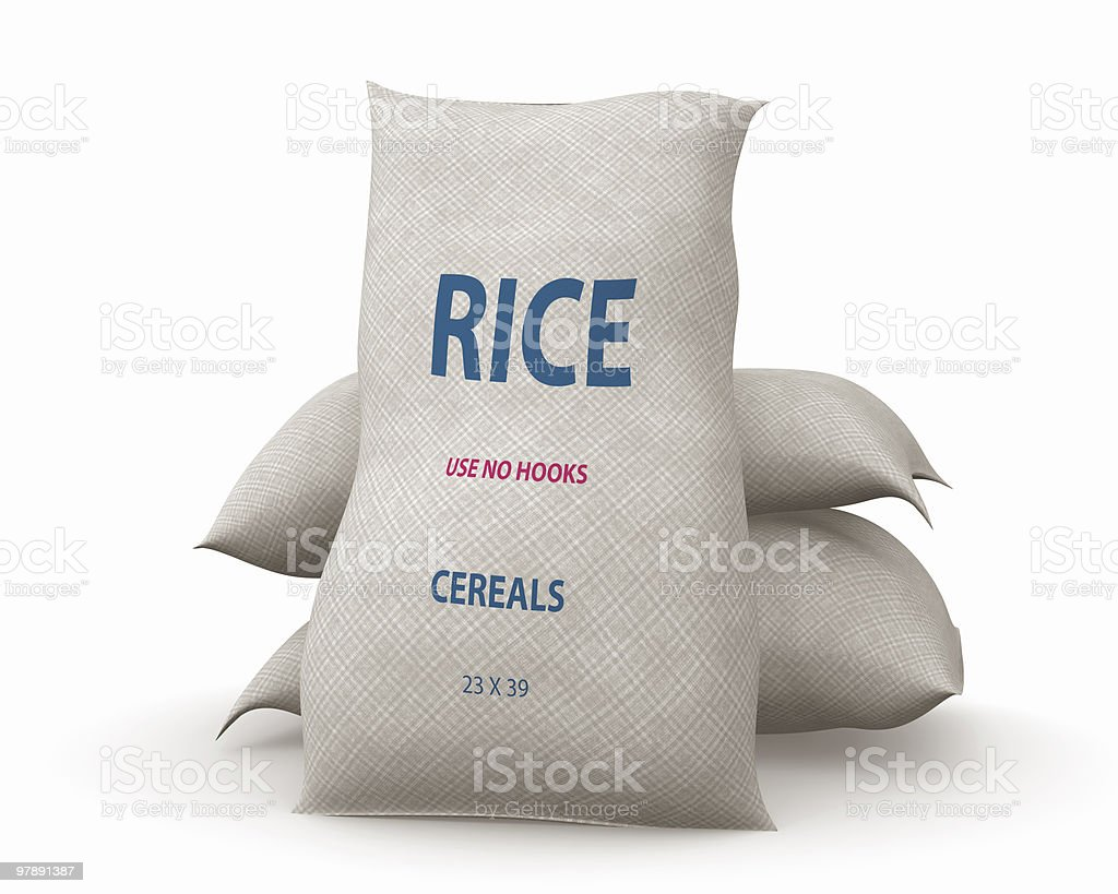 Rice royalty-free stock photo