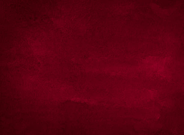 리치 부르고뉴 수채화 프레임 찢어진 스트로크 및 줄무늬. 디자인, 레이아웃 및 패턴에 대 한 추상적인 배경 - wine 뉴스 사진 이미지