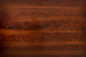 Rich Dark Wood Grain Texture