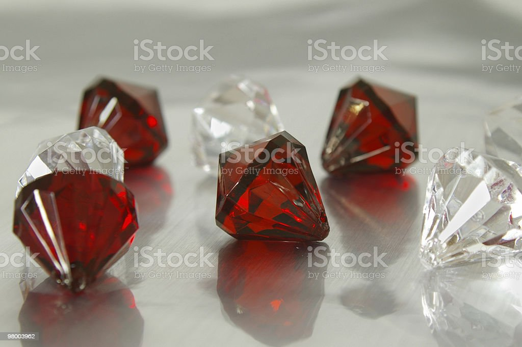Rich Jewels royalty-free stock photo