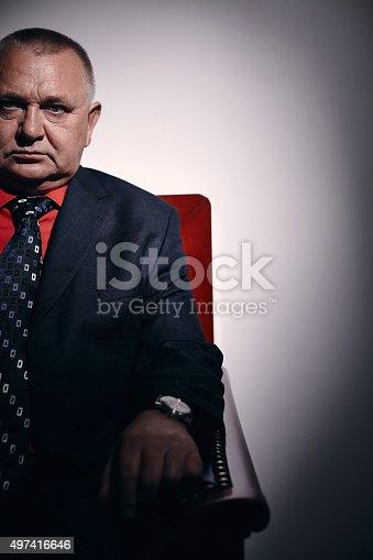 530281723istockphoto Rich man portrait 497416646
