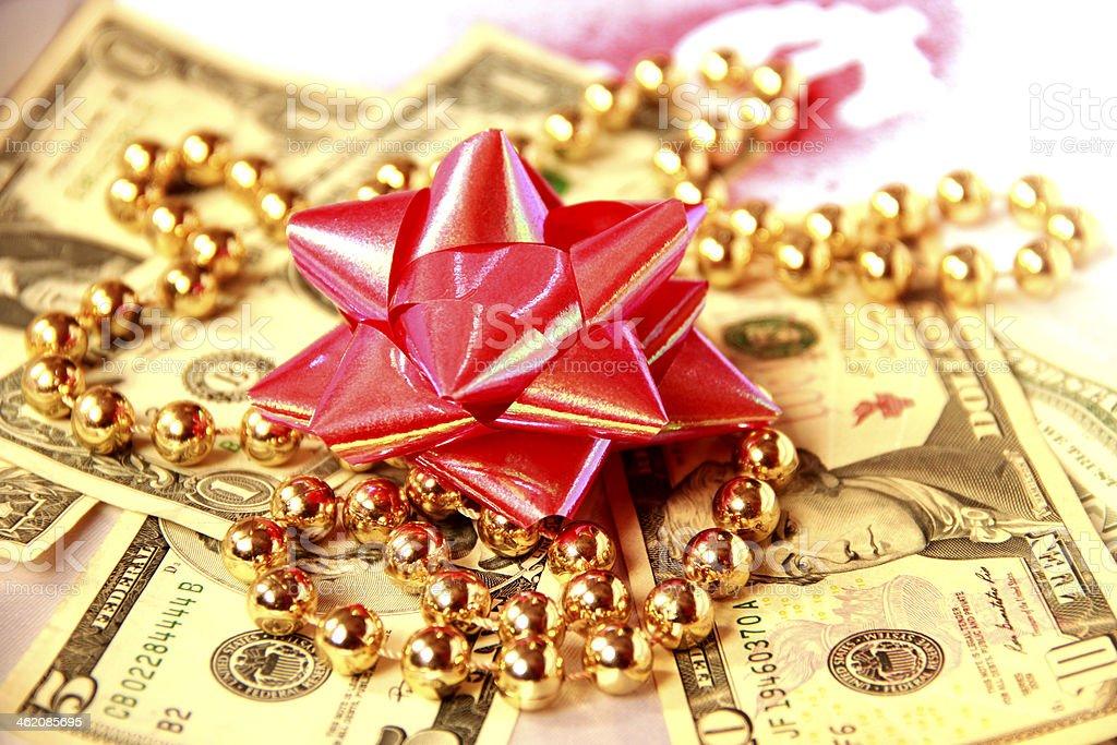 Rich Men's Christmas royalty-free stock photo