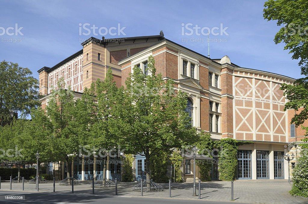 Richard Wagner Oper in Bayreuth – Foto