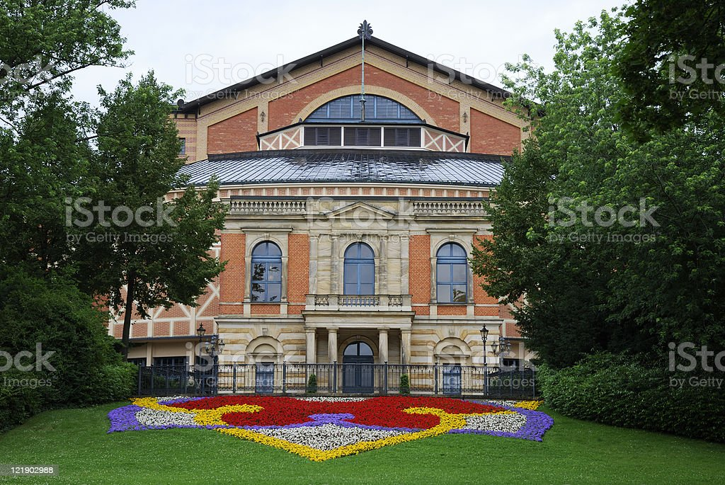 Richard Wagner Opera house – Foto